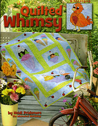 quilted whimsy heidi pridemore