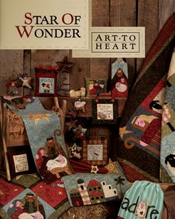 star of wonder nancy halversen art to heart book