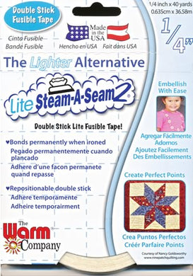 lite steam a seam 25
