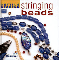getting started stringing bead
