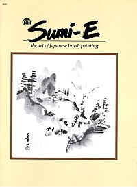 sumi e art of japanese