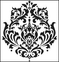 brocade crafters workshop template stencil
