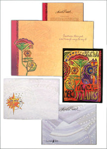 world of thanks greeting card