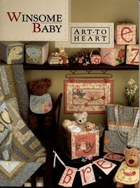 winsome baby art to heart and nancy halvorsen