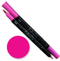 115 cherry pink fabrico dual marker