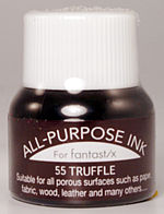 all purpose ink tsukineko ink 55 truffle