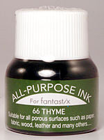 all purpose ink tsukineko ink 66 thyme