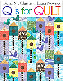 q is for quilt diana mcclun