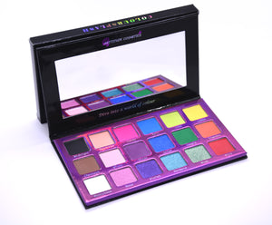 Coloursplash - Eyeshadow Palette - arttitude-cosmetics