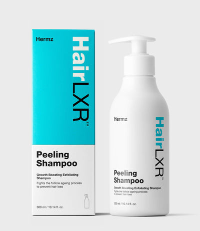 Hairlxr Peeling Shampoo | 300 ml / 10.14 fl. oz.