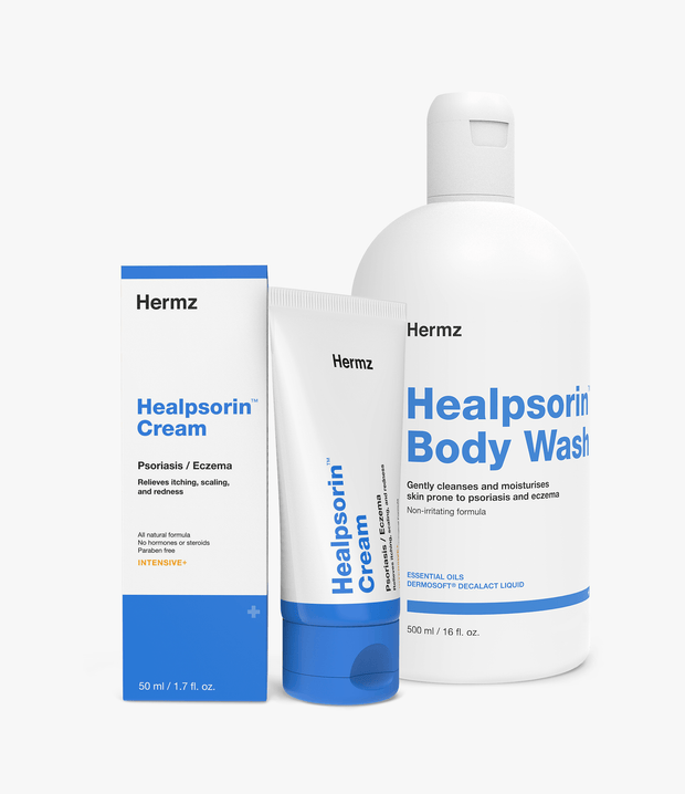 Krem i Body Wash Healpsorin™