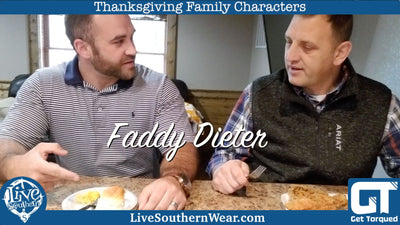 Thanksgiving Family Characters