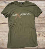 Rifle and Shotgun - City Green Short Sleeve
