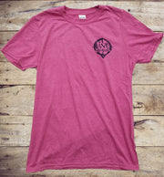 Southern States Pink Short Sleeve