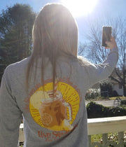 Sweet Tea - Gray Long Sleeve