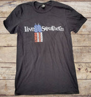 Veterans - Defending Freedom Black Short Sleeve