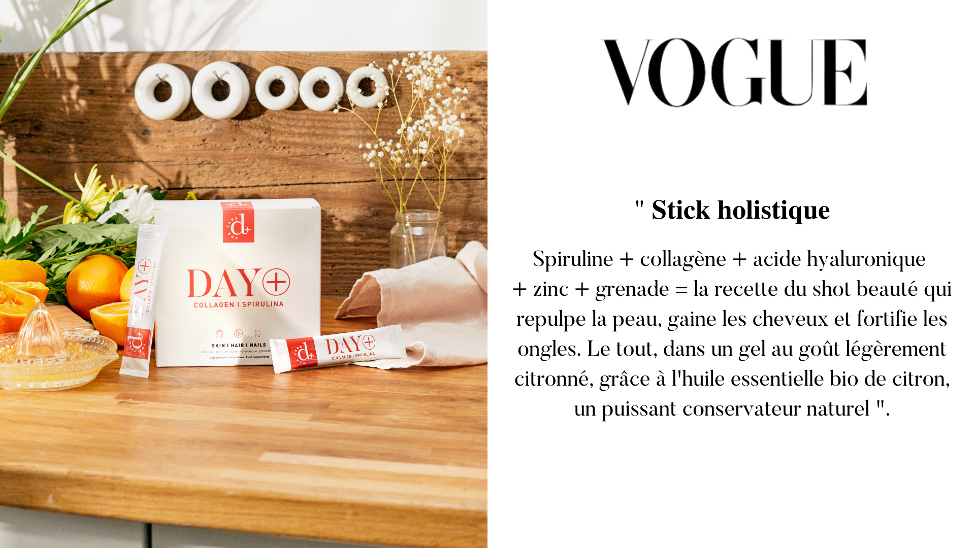 vogue beaute complement alimentaire anti rides acne imperfection