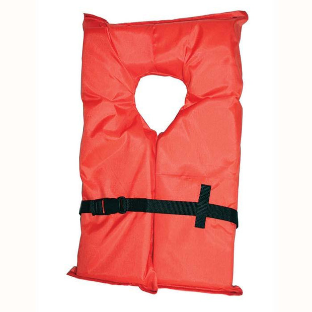 Onyx Orange Type II Jacket Child Less than 50lb