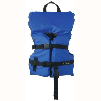 Onyx General Purpose Life Vest Infant  Blue