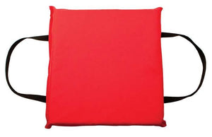 Onyx Throwable Boat Cushion Red