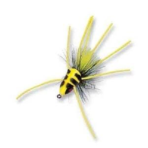 Betts Falls Fish Head Black-Chart Size 6