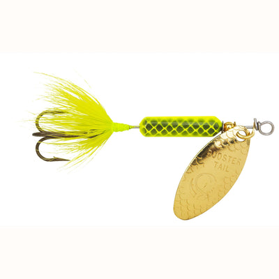 Yakima Rooster Tail 1-6 Chartreuse
