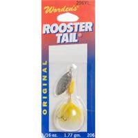 Yakima Rooster Tail 1-2 Yellow