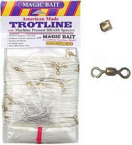 Magic Bait Trot Line 20 hook