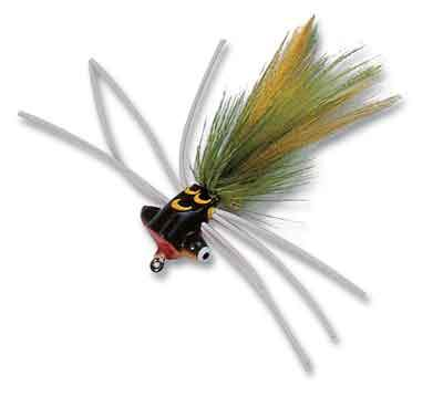 Betts Bullfrog Popper Size 8