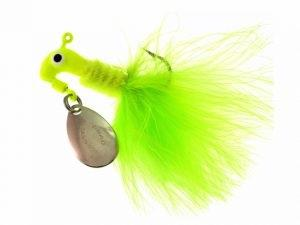 Blakemore Road Runner Maribou 1-16 Chartreuse 12-cd