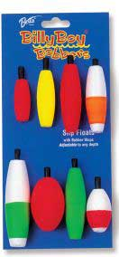 Betts Peg Foam Float Assortment 8ct