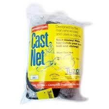 "Betts Cast Net Mono 3-8"" 5' Radius"