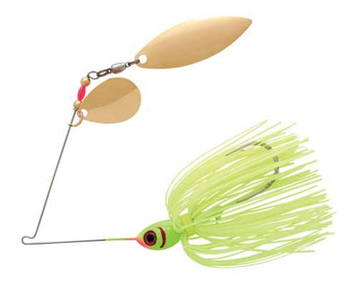 Booyah Blade 1-2 Double Willow Chartreuse