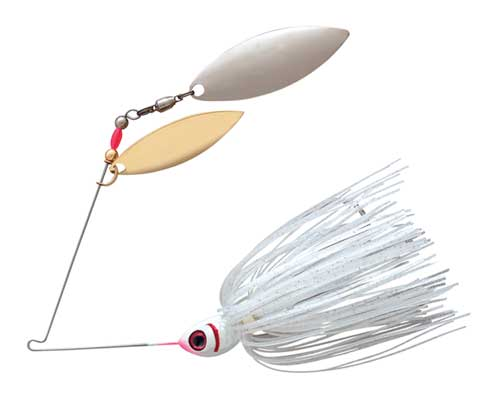 Booyah Blade 1-2 Double Willow Satin Silver Glimmer