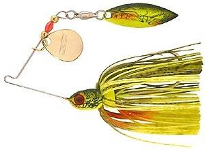Booyah Pond Magic Real Craw 3-16 Moss Back Craw