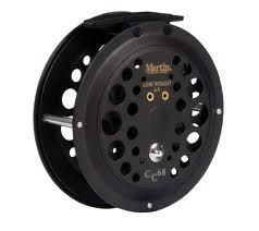 Martin Caddis Creek Fly Reel Single Action 5-6 wgt