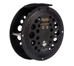 Martin Caddis Creek Fly Reel Single Action Rim Control 5-6wt