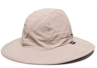 Outdoor Cap Boonie Hat Polyester - Khaki-Black