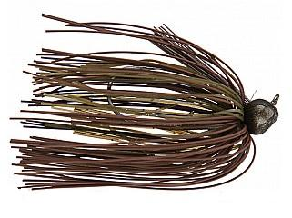 Buckeye Football Mop Jig 1-2oz Green Pumpkin