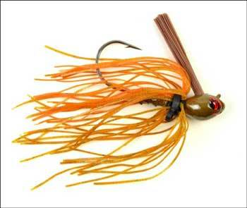Berkley Hank's Swimmin' Jig 1-2 Alabama Craw