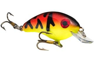 Strike King Bitsy Pond Minnow 3-32oz Green Tomato