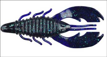 "Berkley Havoc Craw Fatty 4"" 8ct June Bug"