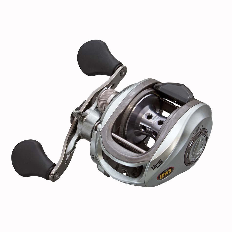 Lews Laser MG Speed Spool Baitcast Reel 8BB 6.4:1