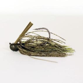 Missile Ikes Flip Out Jig 1-2oz Candy Grass