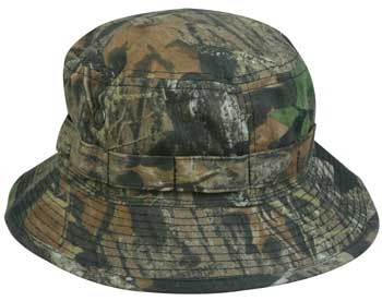 Outdoor Cap Boonie Hat Mossy Oak