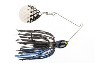 Strike King Midnight Special Rattlin 7-16oz Black-Blue-Nickle Blade