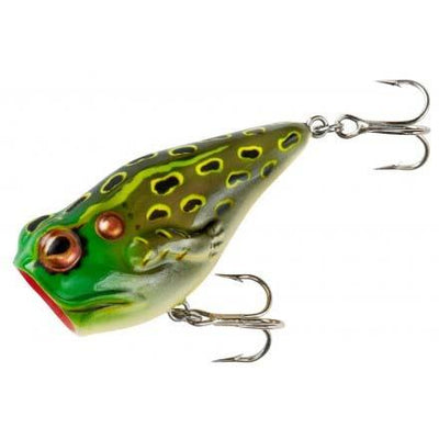 "Rebel Pop'N Frog 3-16oz 1 7-8"" Bullfrog"