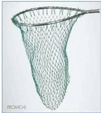 "Mid Lakes Promo Landing Net 15x16 18"" Handle"