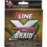 P-Line TCB Braid Line 150yd Green 20lb