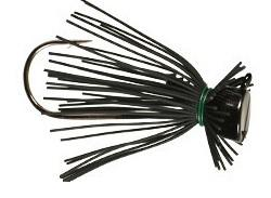 Buckeye Finesse Jigs 1-4oz Black